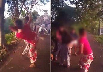 Bali Geger, Pemotor Perempuan Terlibat Penganiayaan, Korban Ditelanjangi di Tempat Sakral