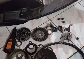 Kok Mahal Ya? Biaya Servis Motor Matic Yamaha Rp 3 Juta, Bos Yamaha Akhirnya Angkat Bicara