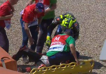 Duh, Gara-gara Valentino Rossi, Pembalap Ini Harus Digantikan Oleh Johann Zarco Sampai Akhir Musim 2019