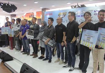 Surprise, Pemenang Lexi Jingle Competition Hadir di Jakarta Fair !