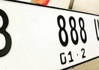 Waduh Ternyata Pelat Nomor Ganti Warna Jadi Putih, Ini Penjelasan Polisi