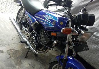 Barang Langka, Ternyata Motor Legendaris Yamaha RX-King Masih Ada yang Harga Rp 5 Jutaan