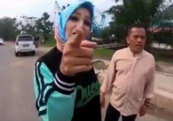 Gak Tahu Diri Video Pasutri Pengendara Mobil Avanza Melawan Arah Marah-marah Pada Pemotor