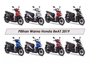 Daftar Harga Motor Matic Honda, Yamaha dan Suzuki Bulan Juli 2019, Masih Ada yang Rp 15 Jutaan