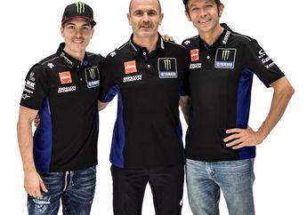 Valentino Rossi Masih Dipercaya Yamaha, Padahal Penampilannya Terpuruk