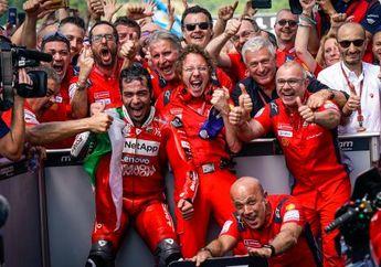 Kompak Semua Senang, Ekspresi Tim MotoGP Nongolnya Jadwal Baru MotoGP 2020, Hampir Semua Posting