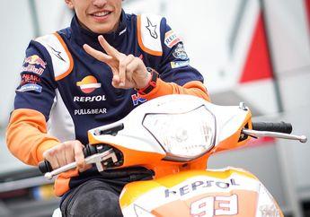 Raja Sachsenring Sih Bebas, Marquez Bidik Menang 10 Kali Beruntun Di MotoGP Jerman