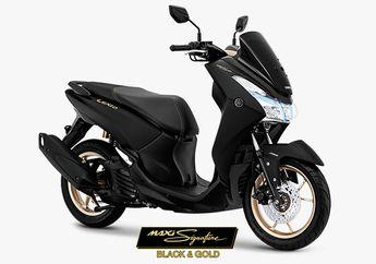 Kredit Motor Murah Akhir Tahun, Bayar DP Rp 2 Juta Yamaha Lexi Langsung Dikirim ke Rumah, Angsuran Gak Sampai Rp 1 Juta