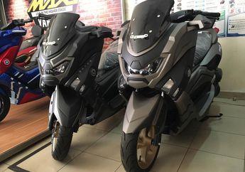 Konsumen Sampai Harus Inden, Tiap Bulan Yamaha NMAX Ironmax Bisa Laku Segini