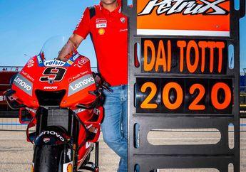 Petrucci Perpanjang Kontrak, Line-Up Pabrikan MotoGP 2020 Gak Berubah