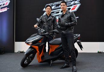 Sangar! Honda Thailand Kasih Warna Baru Untuk Vario, Lebih Mahal Dari Yamaha NMAX