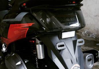 Demam Potong Sepatbor Motor Yamaha NMAX, Tampilan Jadi Makin Seksi