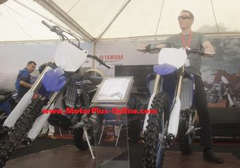 Diam-diam Dealer Palembang Sudah Jual Motor Trail Yamaha Terbaru, Segini Harganya