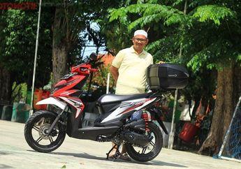 Berkat Sentuhan Ajaib, Honda BeAT Standaran Tenaganya Langsung Melonjak 75 Persen