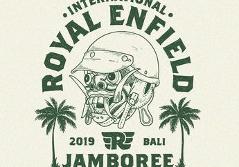 Cukup Online Registrasinya, Ikutan International Royal Enfield Jamboree 2019 di Bali