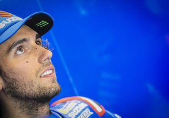 Tabrak Franco Morbidelli di MotoGP Aragon 2019, Alex Rins Lakukan Ini Usai Balapan