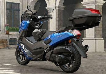 Bikin Melongo, Modifikasi Ala Pabrikan, Yamaha NMAX Tembus Rp 83 Juta