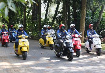 Tidak Ada Sesi Test Ride Saat Launching, Akhirnya Vespa GTS Super 150 Diajak Riding Jakarta – Bogor