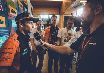 Bukan Pembalap Mata Duitan,  Johann Zarco Bongkar Alasan Harus Berpisah dengan KTM