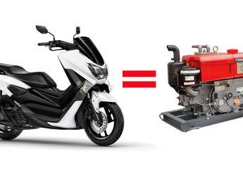 Mesin Yamaha NMAX Berubah Jadi Diesel Jangan Panik! Nih Dia Biangnya