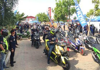 Asyik, MAXI Yamaha Day Pontianak Bakalan Seru Acara Wisata dan CSR