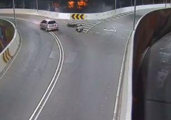 Terungkap Identitas Toyota Yaris Pelaku Tabrak Lari di Flyover Solo, Polisi Siap Bergerak