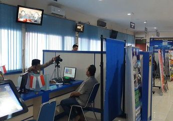 Ujian SIM Banyak Yang Gagal Akhirnya Dibuka Bimbel Khusus Pembuat SIM