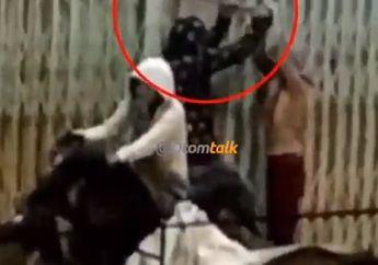 Becak Hantu Gegerkan Kota Medan, Kawanan Penjahat Bermotor Incar Rumah dan Toko Warga