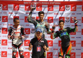 HDC 2019 Banjarbaru: Lewat Persaingan Ketat, M Noor Berjaya Kelas HDC3 Race 1