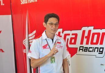 Yuk Kenalan! Ini Dia Manajer Motorsport Baru di Astra Honda Motor