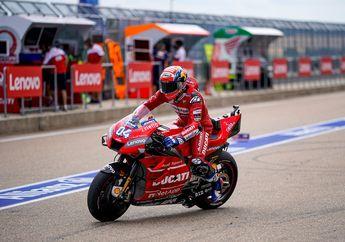 Wow! Dovizioso Mulai Tebar Ancaman Nih di MotoGP Republik Ceska 2019
