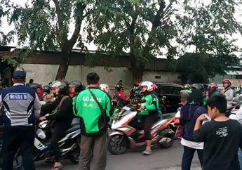 Bikin Macet di Depan Stasiun Bekasi, Ojol Wajib Naik-turunkan Penumpang di Lokasi Baru