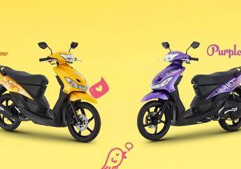 Gak Nyangka Yamaha Mio Smile Karbu Masih Diproduksi dan Dijual Barunya