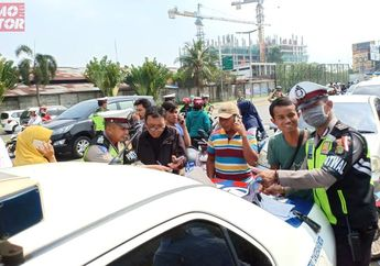 Bocor Jadwal Lengkap Razia Polisi Berikut Jam dan Tempatnya Dimana