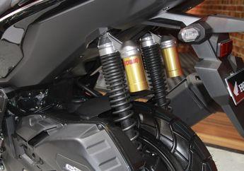 Sokbreker Tabung Skutik Adventure Honda ADV 150 Ternyata Bisa Dipasang di PCX, Tapi....