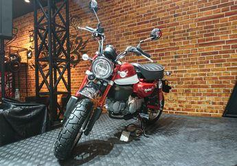 Siapa Sangka, Motor Honda Monkey Ternyata Punya Teknologi Sistem ABS yang Mirip Seperti Honda CBR1000RR