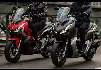 Honda X-ADV 150 Makin Ganteng, Perpaduan Sokbreker Depan Teleskopik dan Sok Tabung