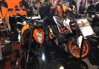 Heboh Promo KTM Bike Fest Banjir Cashback Hingga Rp 7 Juta, Penyuka Moge Merapat