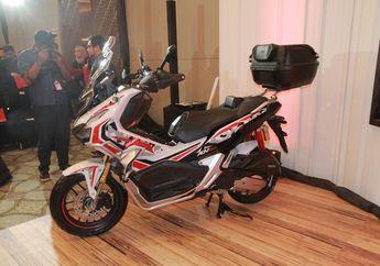 Skutik Adventure Honda ADV150 Tambah Ini, Sudah Siap Berpetualang Bro
