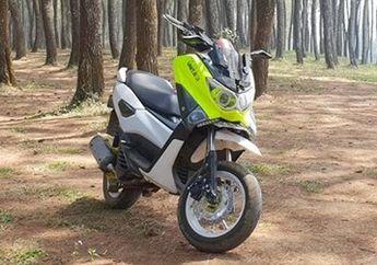 Yamaha NMAX ADV Siap Ladeni Honda ADV150 Yang Baru Saja Meluncur