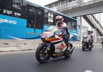 Blak-blakan, Pembalap Moto2 Sam Lowes Ungkap Sirkuit Mandalika Lebih Aman Dari Isle Of Man TT