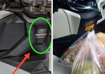 Motor Belum Sampai, Calon Pengguna Skutik Adventure Honda ADV 150 Sibuk Cari Posisi Gantungan Barang