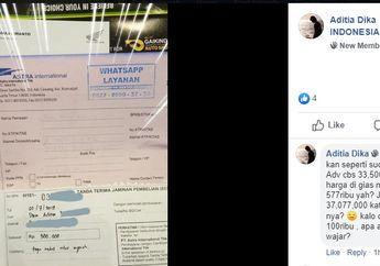 Awas Kejebak Sales Skutik Adventure Honda ADV 150 Nakal, Harga Naik Ratusan Ribu Rupiah