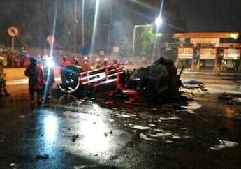 Awas Pemotor Jangan Dekat-dekat Mobil Tangki, Cuma Beda Jam Dua Terbakar