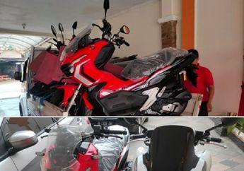 Beneran Gak Pakai Inden, Skutik Adventure Honda ADV 150 Sudah Mendarat di Tangan Konsumen!