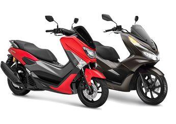 Siapa yang Paling Turun Harga Bekas PCX 150 dan Yamaha NMAX Dibanding Harga Barunya