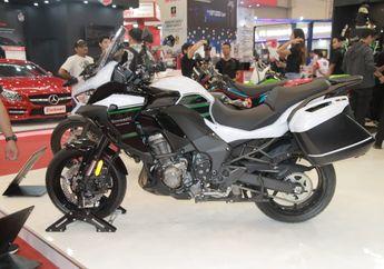 Kawasaki New Versys 1000, Fitur Melimpah Performa Mumpuni Untuk Turing