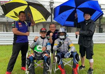 Pantang Nyerah, Ini Alasan M Faerozi Start Pole Position, Finis 9 di Suzuka 4 Hours 2019