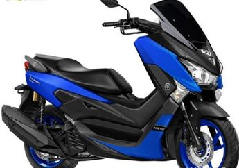 Yamaha NMAX Terbaru Enggak Lama Lagi Dilaunching, Banyak Fitur Keren dan Pilihan Warna Kuning