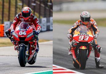 Klasemen Sementara MotoGP 2019, Marc Marquez Makin Jauh Usai Menangkan GP Ceko